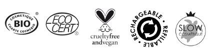 Label maquillage bio et naturel