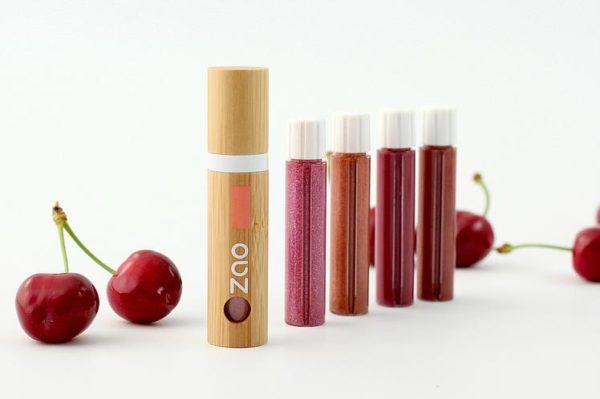 Gloss à lèvres bio et naturel Zao