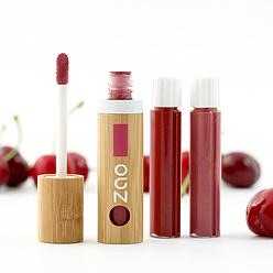 Vernis à lèvres gloss naturel, vegan et bio Zao
