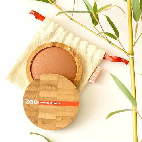 Terre cuite minérale naturelle bio Zao